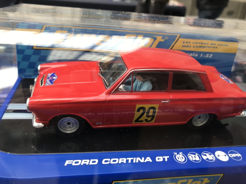 superslot ford cortina gt