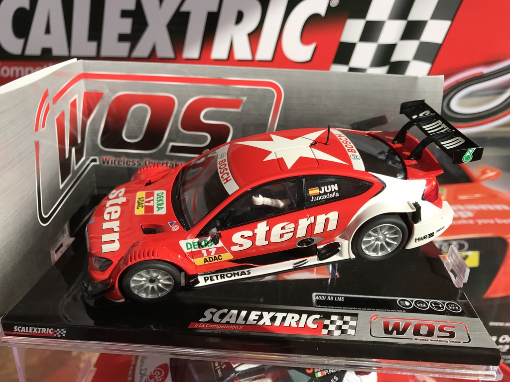 "exclusivo mercedes amg dtm "" juncadella"" scalextric wos"